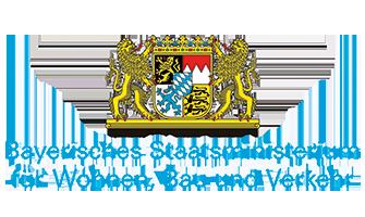 Bayerisches Staatsministerium für Wohnen-Bau-Verkehr Logo