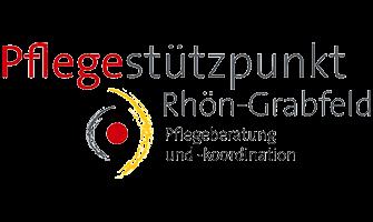 Logo Pflegestützpunkt Rhön Grabfeld