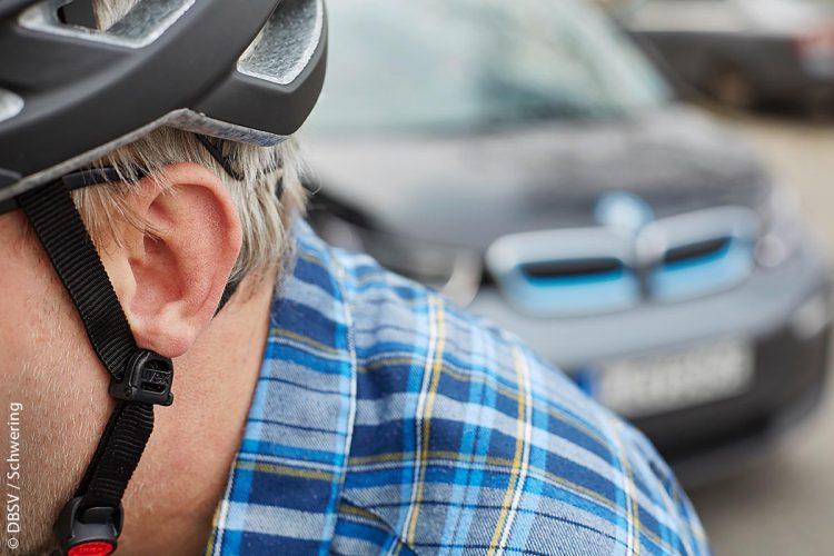 Fahrzeuggeräusche sorgen im Straßenverkehr für mehr Sicherheit.