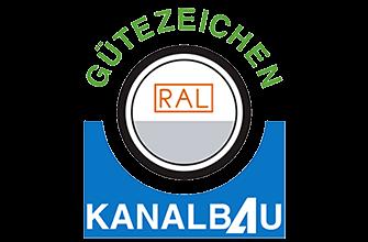 Logo Gütezeichen Kanalbau