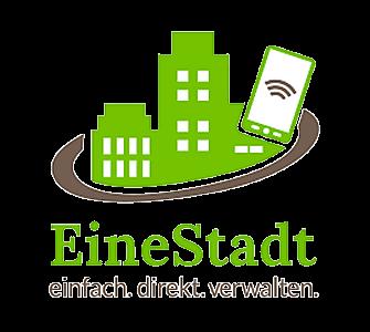 Logo EineStadt GbR