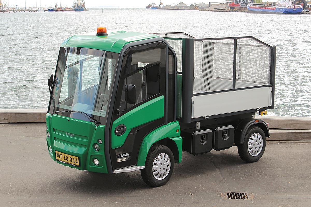 Der STAMA Maestro hat eine EU-Typengenehmigung und kann deshalb in allen EU-Staaten für den öffentlichen Verkehr zugelassen werden.
