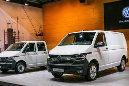 Der Multivan ist während der Bauma 2019 vorgestellt worden. Er wurde in mehreren Karosserievarianten präsentiert.