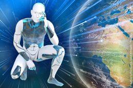 Menschen haben oft gewisse Vorbehalte gegenüber humanoiden Robotern, deren Steuerung auf KI-Software basiert. Ihre Ähnlichkeit zum Menschlichsein verunsichert.