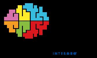 """Das Messelogo der Fachmesse Smart City Solutions es besteht aus mehreren farbigen Kreisen ebenso steht daneben """"part of Intergeo""""."""