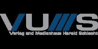 Logo von dem Unternehmen Verlag und Medienhaus Harald Schlecht