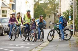 Mit Hilfe der AGFK-BW soll es in Baden-Württemberg zukünftig mehr Rad- und Fußverkehr in den Städten und sichere Wege für alle geben.