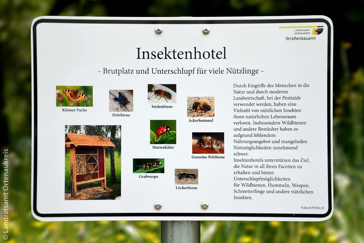 Im Ortenaukreis wurde sogar ein beschilderter Lehrpfad für interessierte Wanderer eingerichtet.