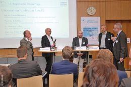 Informative Fachvorträge aus erster Hand und konstruktive Diskussionen sind das Markenzeichen der Bayerischen Wassertage.