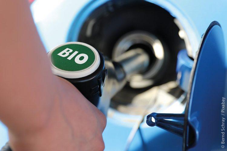 Die von der Regierung eingeführte THG-Quote (Treibhausgasminderungsquote) schreibt Mineralölkonzernen vor, dass sie vier Prozent ihrer in Verkehr gebrachten Kraftstoffmenge von Diesel oder Super-Benzin durch klimafreundlichere Alternativen wie Biomethan oder mit dem an Ladesäulen vertriebenen Fahrstrom kompensieren müssen.