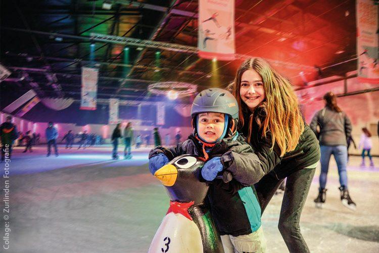 In vielen Eishallen – so auch in Offenburg – ist für jeden, der heiß auf Eis ist, etwas dabei: Ob nun Eisdisco, Mottoparty oder der Eislauf für Senioren oder die Jüngsten.