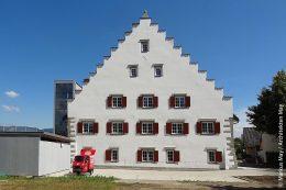 Das Rainhaus in Lindau wurde von Juni 2016 bis Juli 2018 saniert.