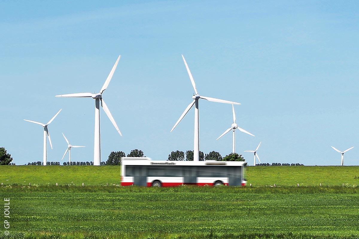 eFarm setzt auf regionale Akzeptanz durch regionale Wertschöpfung: Die erneuerbaren Energien vor Ort werden dank der Elektrolyse und Umwandlung in Wasserstoff auch vor Ort nutzbar.