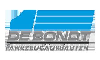 Logo DeBondt