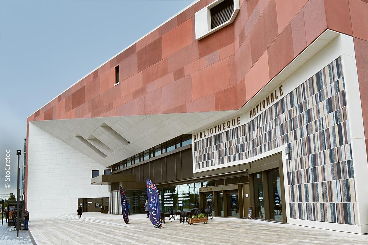 Die Bibliothèque nationale du Luxembourg – kurz BnL – sammelt alle Publikationen des Landes sowie alle internationalen Dokumente zum Thema Luxemburg und macht diese der Öffentlichkeit zugänglich.