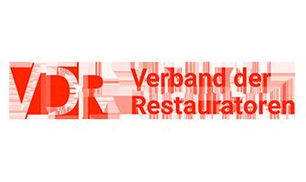 Logo Verband der Restauratoren