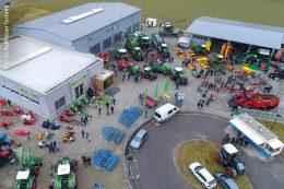 In Pfullendorf steht einer von insgesamt 24 Technikstandorten der ZG Raiffeisen Technik in Baden-Württemberg.