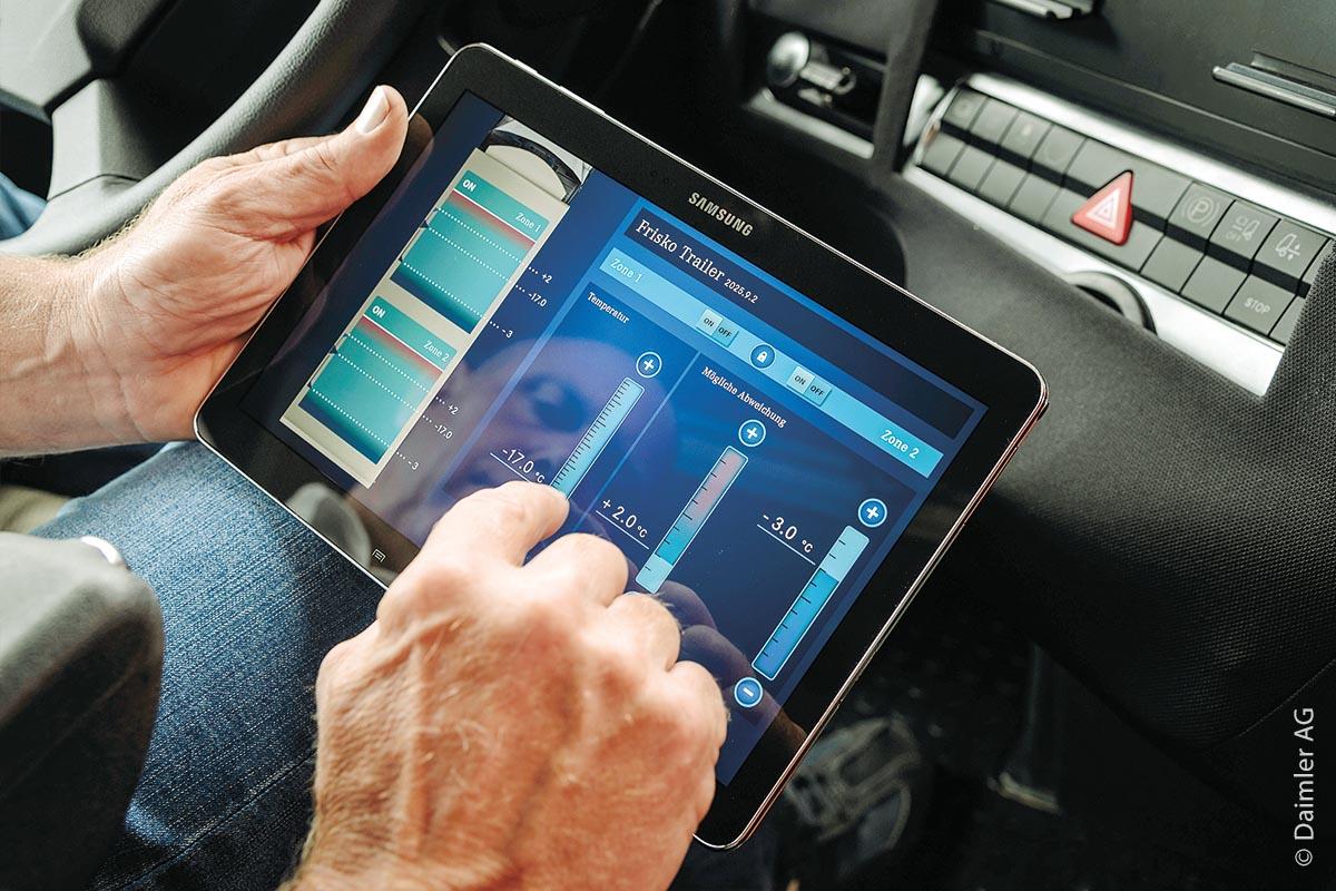 Der Highway Pilot ist ein hochintelligentes Netzwerk aus Assistenz- und Konnektivitätssystemen, das autonomes Fahren auf der Autobahn ermöglicht.
