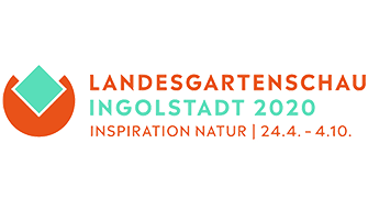 Logo Landesgartenschau Ingolstadt