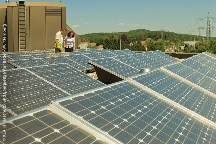 Solaranlagen sind eine von vielen Maßnahmen rund um den kommunalen Klimaschutz.