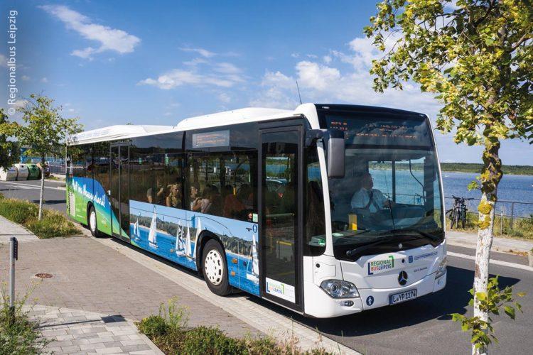 Die Regionalbus Leipzig GmbH betreibt den größten Teil des Bus-Regionalverkehrs rund um die Messestadt und hat vier Standorte im Landkreis.
