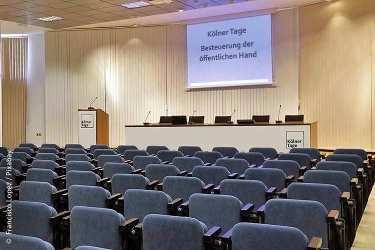 Im Fokus der Kölner Tage stehen nicht nur die umsatzsteuerrechtlichen Herausforderungen, sondern auch viele Aspekte des Ertragsteuerrechts.