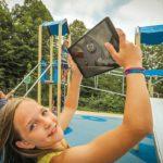 Mit einem europaweit einmaligen Konzept wird Kindern die Welt des Wassers gezeigt und den Vier- bis Zehnjährigen auf spielerische Weise gelehrt, warum Wasser eine kostbare Ressource ist.