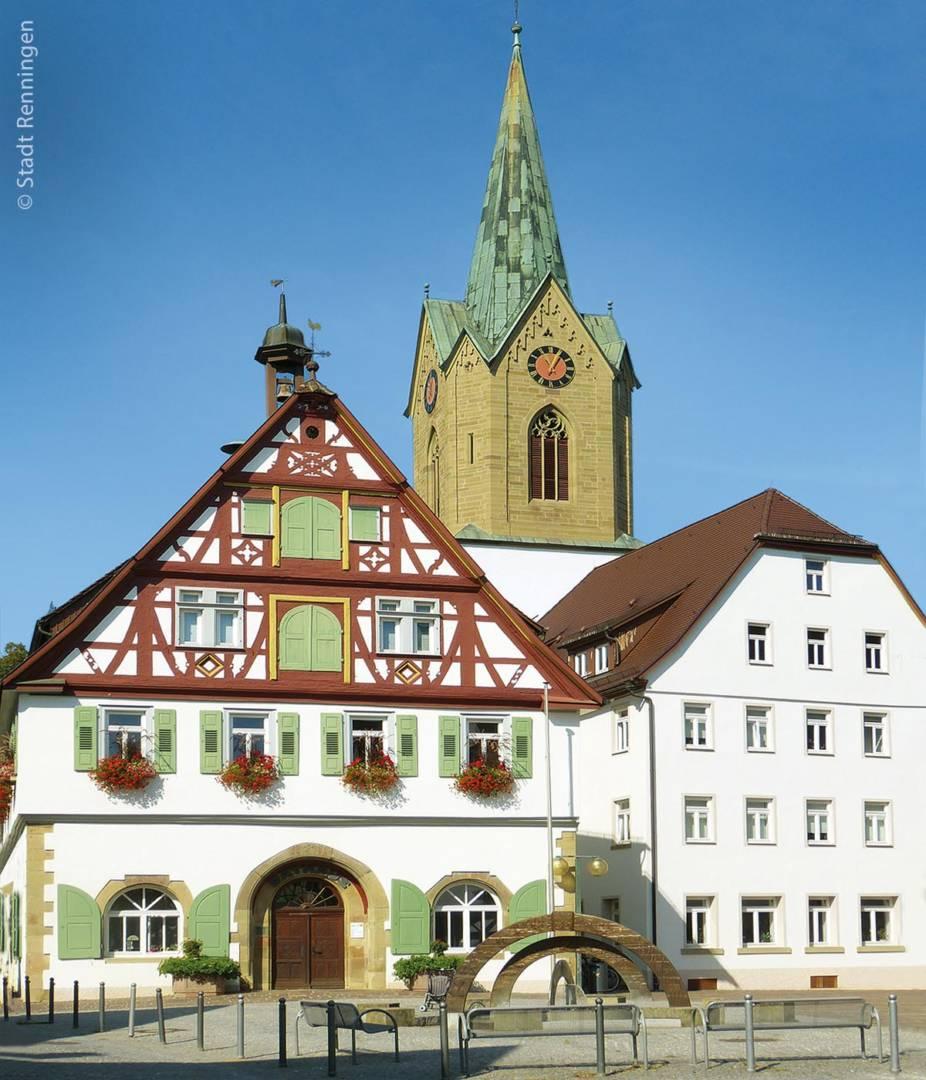 Renningen hat für sein Rathaus und für seine Kindergärten neue Zeitwirtschaftslösungen eingeführt.
