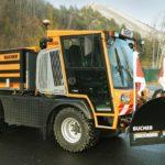 Flexible Schneeräumung mit hochwertigen und langlebigen Schneepflugsystemen