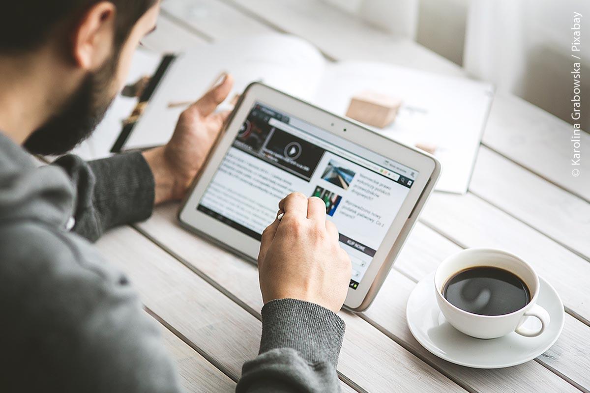 In vielen Bereichen, so auch in der Buchführung hält die Digitalisierung zunehmend Einzug.