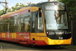 Unbemerkt von den Fahrgästen liefert die Karlsruher Messstraßenbahn wichtige Forschungsergebnisse.