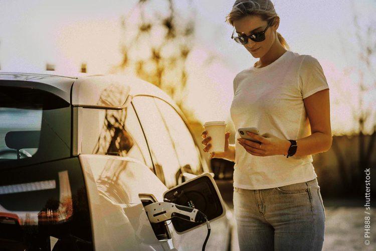 Registrieren, Fahrzeug suchen, losfahren – alles einfach per App.