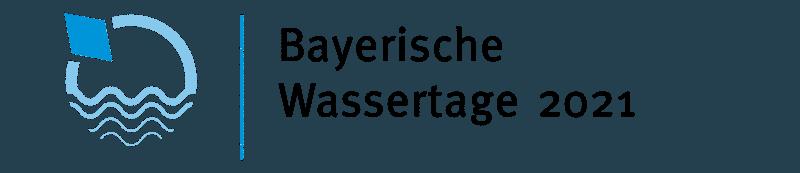 Logo Bayerische Wassertage 2021