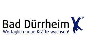 Kur- und Bäder GmbH Bad Dürrheim Logo