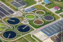 Klärwerke dienen nicht mehr nur der Aufbereitung von Trinkwasser.
