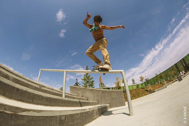 Skateanlagen gehören zu den attraktivsten Sportanlagen für Jugendliche und junge Erwachsene.