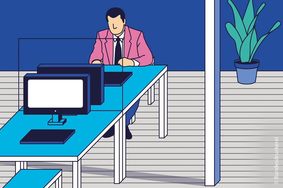 Elektronische Aktenführung vereinfacht Prozesse in Behörden merklich, besonders wenn es um den Datenzugriff geht.
