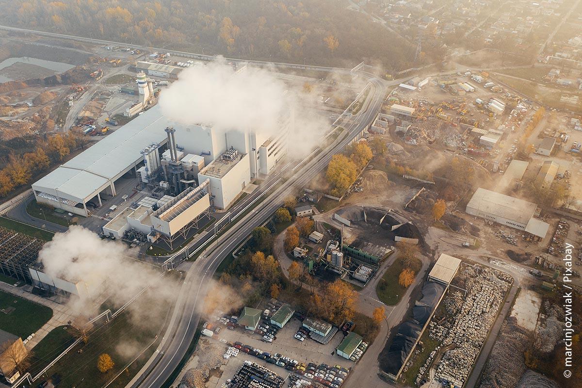 Städte sind für drei Viertel des globalen CO2-Ausstoßes verantwortlich.