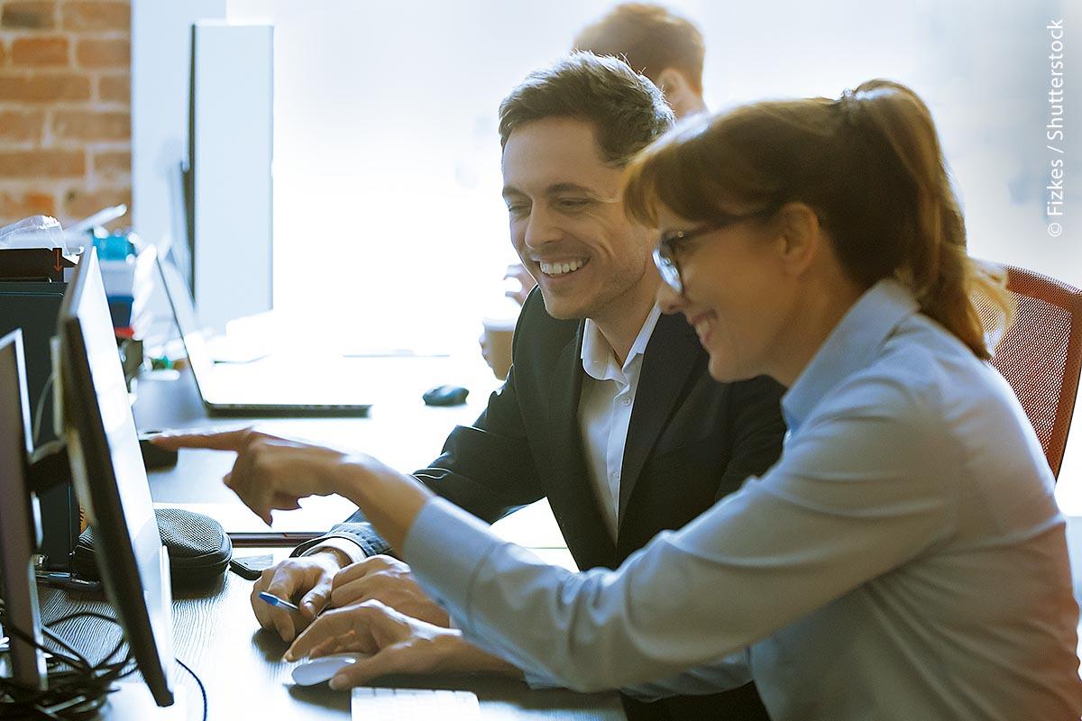 Software vereinfacht die Verwaltungsaufgaben. Das System sorgt für eine transparente Prozessabbildung sowie klar definierte Abläufe und Zuständigkeiten.