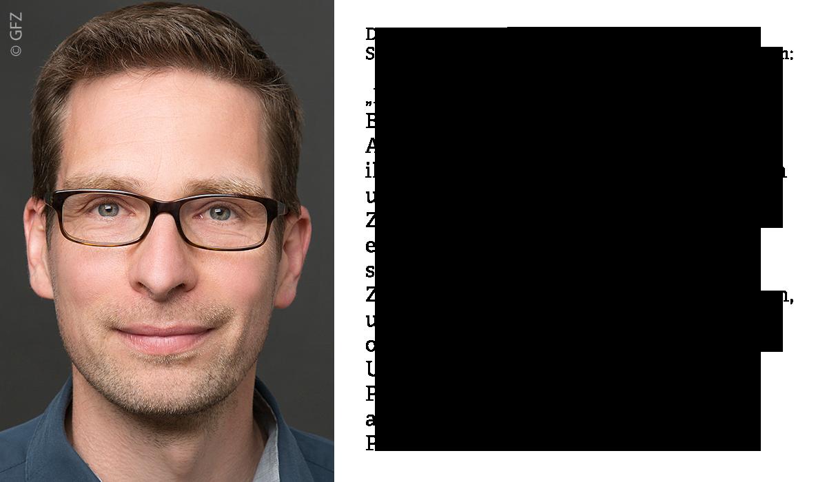 Portrait Dr. Kai Schröter