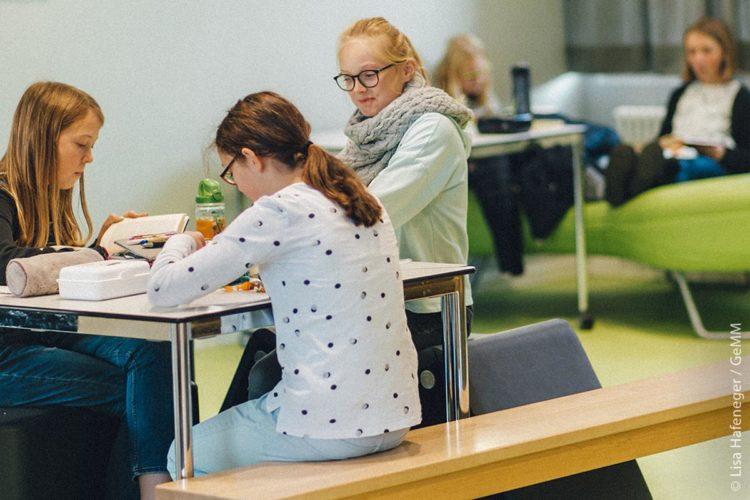 Lernende Schüler