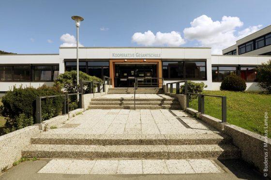 Die Gebäude der KGS Bad Lauterberg wurden in den 1970er-Jahren errichtet, das Heizsystem und ein Teil der Fenster sind auf dem neuesten Stand.