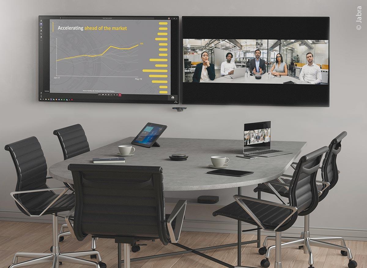 Seit Beginn der Pandemie sind Videokonferenzen nicht mehr wegzudenken.
